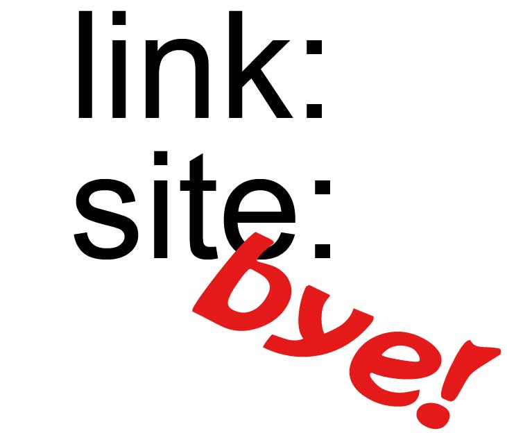 Site and Link bye!