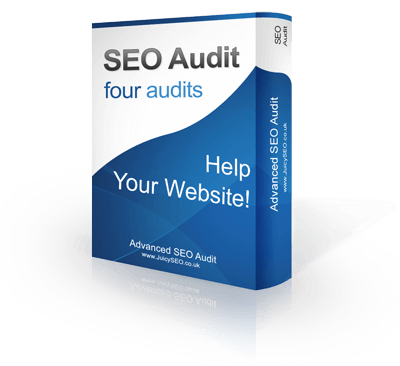 Four Advanced SEO Audit